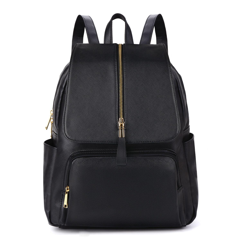 Ladies Backpack Fashion Flap Cover Mini Backpack School Backpack Travel Rucksack Daypack
